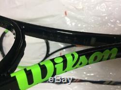 1 Raquet Wilson Pro Stock H22 Blade CV 16-19 Brand New