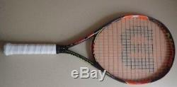 12 x junior tennis rackets Job Lot Babolat, Head, Wilson, Tecnifibre, Prince