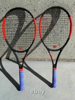 2 Tennis Rackets Wilson Pro Staff 97