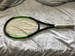 2 Wilson Blade 98 Countervail 16x19 Tennis Racquets