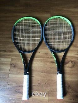 2 Wilson Blade 98 V7 16x19 4 3/8