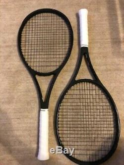 2 Wilson Pro Staff 97 Tennis Rackets