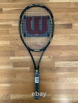 2 x Wilson Blade 98 18x20 2015 model (brand new) L3