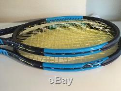 2 x Wilson Ultra Tour Tennis Rackets, Grip 3
