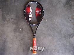 2010 Wilson Pro Staff 88 Tennis Racquet WITH TAGS RARE 41/2 or 3/8 43/8