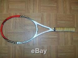 2012 Wilson BLX Pro Staff 90 head 4 3/8 grip Federer Tennis Racquet