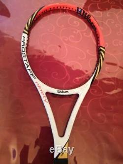2013 Wilson BLX Pro Staff Nintety 90 head 4 5/8 grip Federer Tennis Racquet