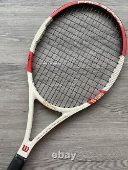 2014 Wilson Pro Staff 95S Spin L3 4 3/8 grip Tennis Racquet