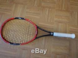 2015 Wilson Pro Staff 97LS 10.2oz 18x16 4 1/2 grip Tennis Racquet