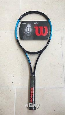 2017 Brand New Retail Wilson Ultra Tour 18x20 305g Grip Size 2 Tennis Racket