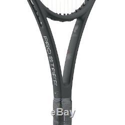 2017 WILSON Pro Staff 97LS Tennis Racket STRUNG grip 2