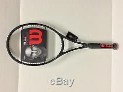 2017 Wilson Pro Staff RF97 Autograph Tennis Racquet Unstrung Grip 4 3/8 NEW