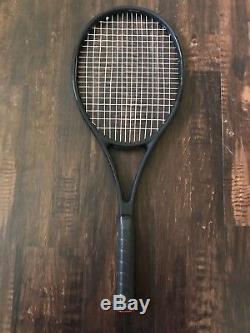 2018 Wilson Pro Staff 97 Countervail CV, grip 4 3/8, 9/10 condition