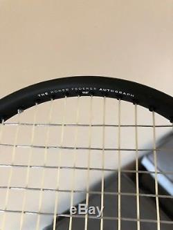 2018 Wilson Pro Staff RF97 Autograph Tennis Racket Grip 4