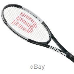 2019 Wilson Pro Staff Rf97 Autograph Tennis Racket Strung Grip 4