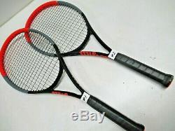 2019 Wilson Clash 100 Tour Tennis Racquet (4 1/2) Authorized Dealer Demo