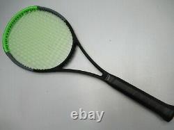2020 Wilson Blade 98 Ver. 7.0 (18x20) Tennis Racquet (4 3/8) Dealer Demo