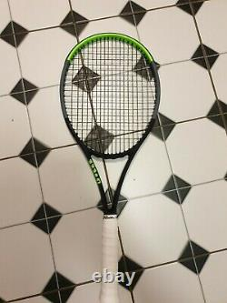 2020 Wilson Blade 98s V7.0 18x16 grip 3