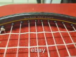 2020 Wilson Pro Staff RF97 UL v13 Strung Tennis Raquet grip 4 1/4