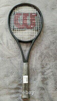 2020 Wilson Pro Staff RF97 UL v13 Tennis Raquet grip L3 4 3/8 STRUNG RACQUET