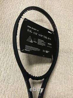 2021 Wilson Pro Staff 97 V13 Tennis Racquet Grip Size 4 3/8
