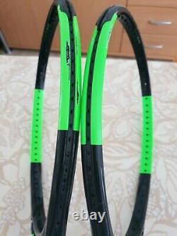 3x Wilson Pro stock (16X19) Leather GRIP