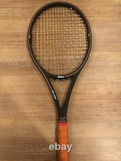 A Rare Wilson Pro Staff Bumperless st vincent 85 in Very Nice Condition L3