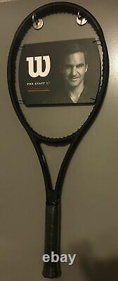 BRAND New Wilson Pro Staff 97 v13 Tennis Racquet 4 3/8 Racket 16x19 Latest model