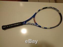Babolat 2010-2011 Pure DRIVE GT 100 head 10.6oz 4 3/8 grip Tennis Racquet