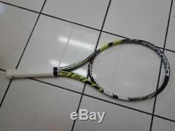 Babolat Aero Pro Drive 2014-2015 model 100 head 4 1/4 grip Tennis Racquet