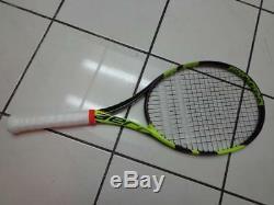 Babolat Pro Stock Monica Puig Pure Aero Play RARE Olympic 2016 Tennis Racquet