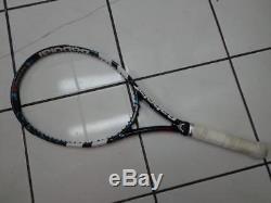 Babolat Pure drive PLUS 27.5 2012-13 100 head 10.6oz 4 3/8 grip Tennis Racquet
