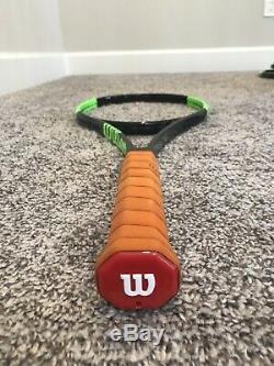 Brand New Rare Wilson Blade Pro Stock 16x19 4 3/8