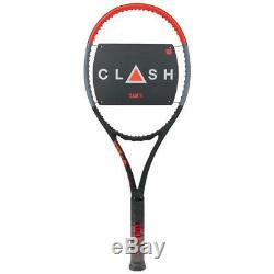 Brand New Wilson Clash 98 Tennis Racquet 4 3/8