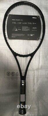 Brand New Wilson Pro Staff 97L v13 4 1/4 Tennis Racquet Racket 2020