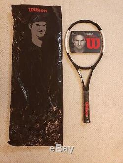 Brand New Wilson Pro Staff RF97 Autograph Tennis Racket