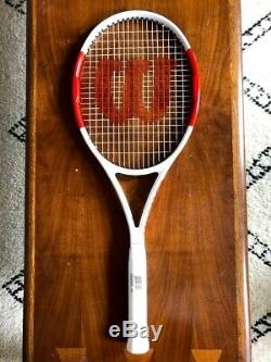 Brand New Wilson Pro Staff Six. One 95 4 3/8 (L3) Matched Pair