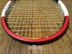 Excellent Condition Wilson Ncode 6.1 Tour 90 4 3/8 Asian Version 320g Weight