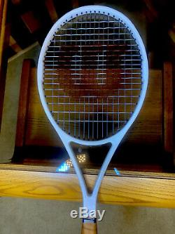 Extremely Rare! Wilson Pro Staff 6.0 95 Midplus Owned By A Top 10 ATP PRO