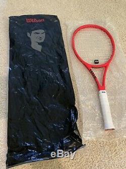 Federer Rf97 Rf 97 Laver Cup Red Racquet Racket Mint 4 3/8