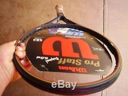 HOLY//NEWithTAGS/ Wilson Pro Staff 6.0 95 Tennis Racquet Grip 43/8