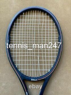 Jim Courier Pro Stock Wilson Pro Staff 6.0 Midsize 85 St. Vincent Tennis Racquet