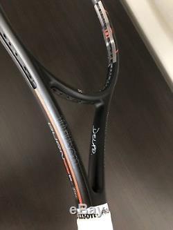 Juan Martin Del Potro Wilson Burn 95 Personal Pro Stock Tennis Racquet