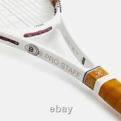 Kith Monday Program Kith for Wilson Pro Staff 97 Racket In hand, ready to ship