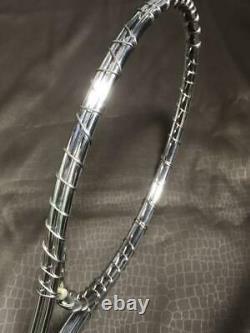 LA CHEMISE LACOSTE Steel Vintage Tennis Racket Jimmy Connors model Wilson T-2000