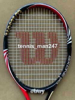 Mardy Fish Pro Stock Wilson Pro Staff BLX 6.1 95 Paint Job 2010 Tennis Racquet