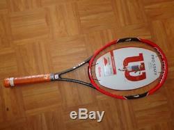 NEW 2014-2016 Wilson Pro Staff RF AUTOGRAPH FEDERER 97 4 1/4 grip Tennis Racquet