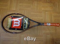 NEW NOS Wilson Original Pro staff 6.0 Mid 85 China Made 4 1/2grip Tennis Racquet