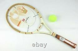 NEW! WILSON Jack Kramer Autograph Millennium LE 1178/2000 4 1/2 Tennis Racquet