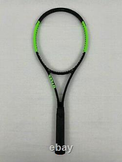 NEW Wilson Blade 18x20 Pro Stock, Glossy Countervail Paintjob, 4 3/8